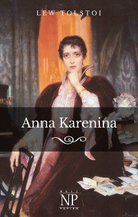 Cover Anna Karenina – Illustrierte Fassung