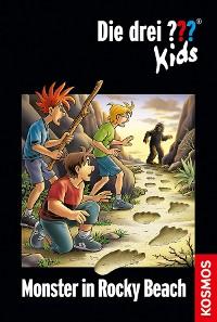 Cover Die drei ??? Kids, 44, Monster in Rocky Beach (drei Fragezeichen Kids)