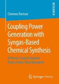 Cover Coupling Power Generation with Syngas-Based Chemical Synthesis