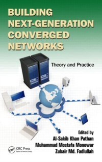 Cover Building Next-Generation Converged Networks