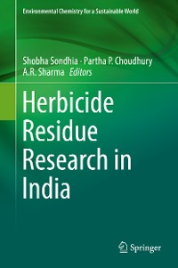 Cover Herbicide Residue Research in India