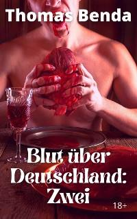 Cover Blut über Deutschland: ZWEI