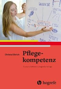 Cover Pflegekompetenz