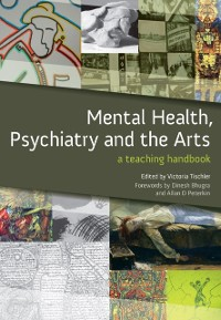 Cover Mental Health, Psychiatry and the Arts