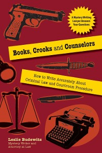 Cover Books, Crooks, and Counselors