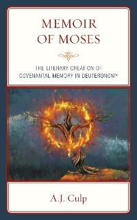 Cover Memoir of Moses