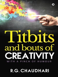Cover TITBITS and BOUTS of Creativity