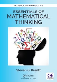 Cover Essentials of Mathematical Thinking