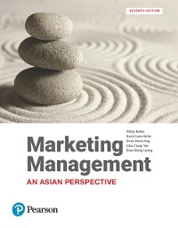 Cover Marketing Management, eBook, An Asian Perspective