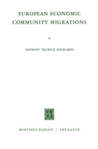 Cover European Economic Community Migrations