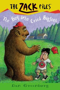 Cover Zack Files 19: The Boy Who Cried Bigfoot