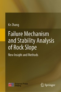 Cover Failure Mechanism and Stability Analysis of Rock Slope
