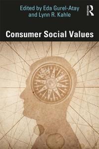 Cover Consumer Social Values