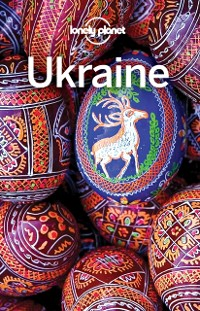 Cover Lonely Planet Ukraine