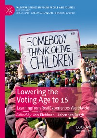 Cover Lowering the Voting Age to 16