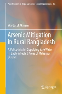Cover Arsenic Mitigation in Rural Bangladesh