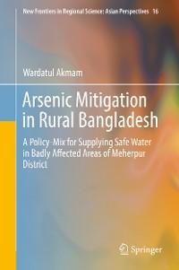 Cover Arsenic Mitigation in Rural Bangladesh