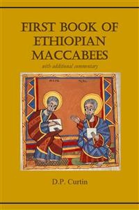 Cover The First Book of Ethiopian Maccabees