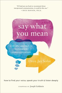Cover Say What You Mean