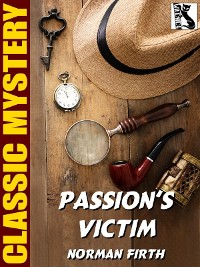 Cover Passion's Victim