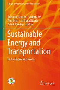 Cover Sustainable Energy and Transportation