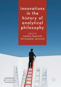 Cover Innovations in the History of Analytical Philosophy