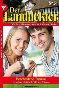 Cover Der Landdoktor 31 – Arztroman