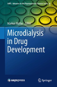 Cover Microdialysis in Drug Development