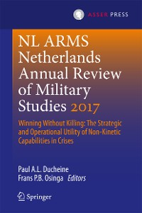 Cover Netherlands Annual Review of Military Studies 2017