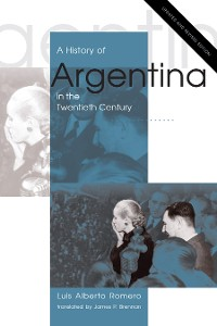 Cover A History of Argentina in the Twentieth Century
