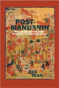 Cover Post-Mandarin