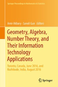 Cover Geometry, Algebra, Number Theory, and Their Information Technology Applications