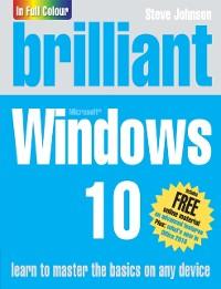 Cover Brilliant Windows 10 PDF eBook