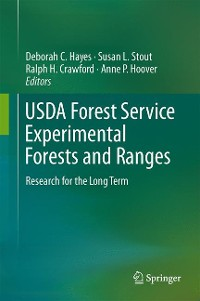 Cover USDA Forest Service Experimental Forests and Ranges