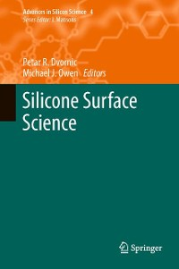 Cover Silicone Surface Science