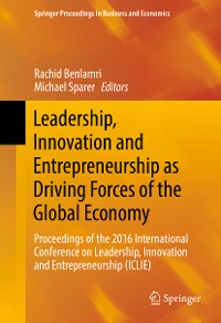 Cover Leadership, Innovation and Entrepreneurship as Driving Forces of the Global Economy