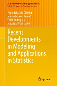 Cover Recent Developments in Modeling and Applications in Statistics