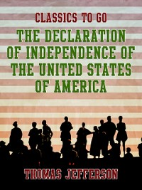 Cover Declaration of Independence of The United States of America