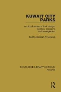 Cover Kuwait City Parks