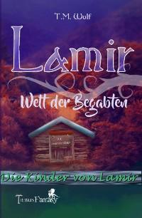 Cover Zuflucht der Verfolgten - Die Kinder von Lamir