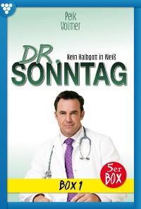 Cover Dr. Sonntag Box 1 – Arztroman