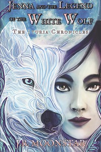 Cover Jenna and the Legend of the White Wolf