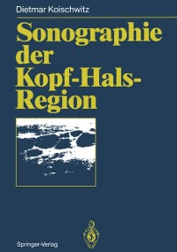 Cover Sonographie der Kopf-Hals-Region