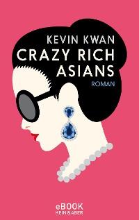 Cover Crazy Rich Asians