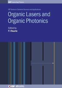 Cover Organic Lasers and Organic Photonics