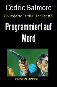 Cover Programmiert auf Mord