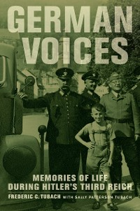 Cover German Voices