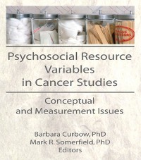 Cover Psychosocial Resource Variables in Cancer Studies