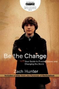 Cover Be the Change