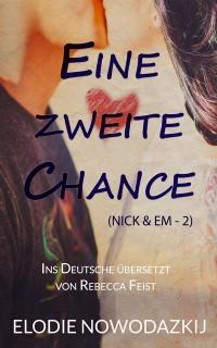 Cover Eine zweite Chance (Nick & Em, 2)